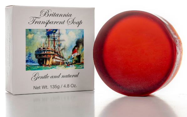 Britannia Transparent Soap